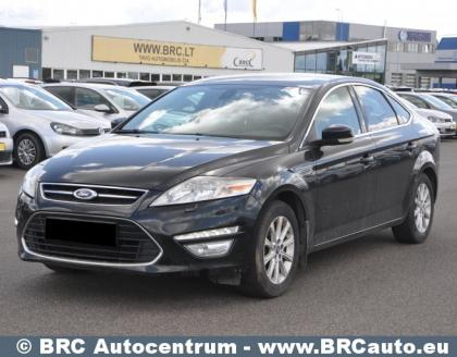 Ford Mondeo, 2011