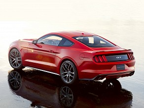 2015 metų Ford Mustang