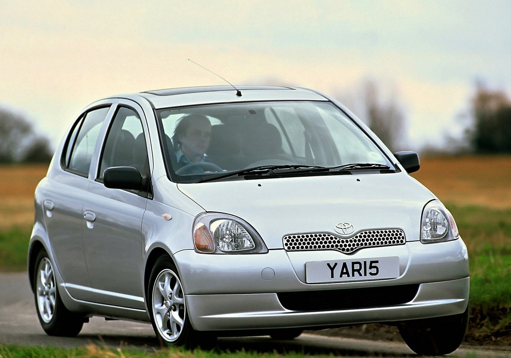 Toyota Yaris (XP10) 1999 - 2005