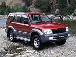 Toyota Land Cruiser 1996 - 2003